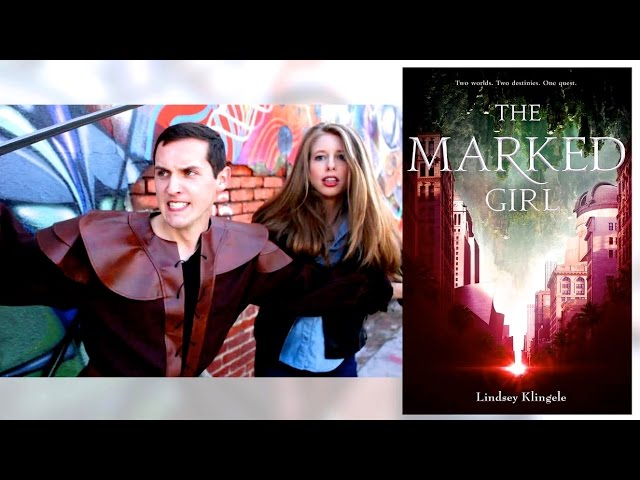 THE MARKED GIRL BY LINDSEY KLINGELE | OFFICIAL BOOK TRAILER