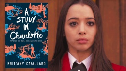 A STUDY IN CHARLOTTE by Brittany Cavallaro | Official Book Trailer