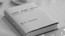"Book Trailer: ""One More Thing"" by B.J. Novak"