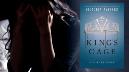 KING'S CAGE by Victoria Aveyard | Official Book Trailer | Red Queen Series