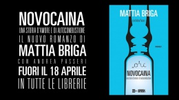 MATTIA BRIGA - NOVOCAINA (BOOK-TRAILER)