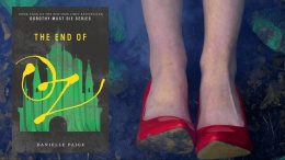 THE END OF OZ by Danielle Paige | Official Book Trailer | Dorothy Must Die Series